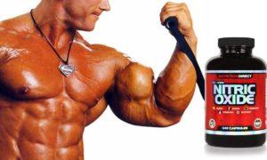فوائد أكسيد النيتريك لنمو وبناء العضلات